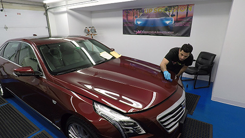 Advanced Ceramic Paint Coating for Cars, Motorcycles, Trucks