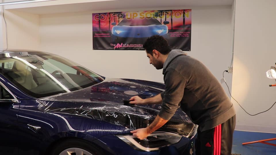 Five Major Benefits of Paint Protection Film in Salem, New Hampshire