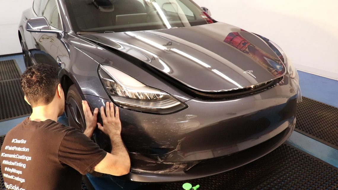 Performance & Durability With XPEL Ultimate Plus Paint Protection Film in Salem, New Hampshire