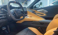 2020 Corvette C8 Receives Paint Protection Film at Cover Up Solution - Paint Protection Film in Salem, New Hampshire 7