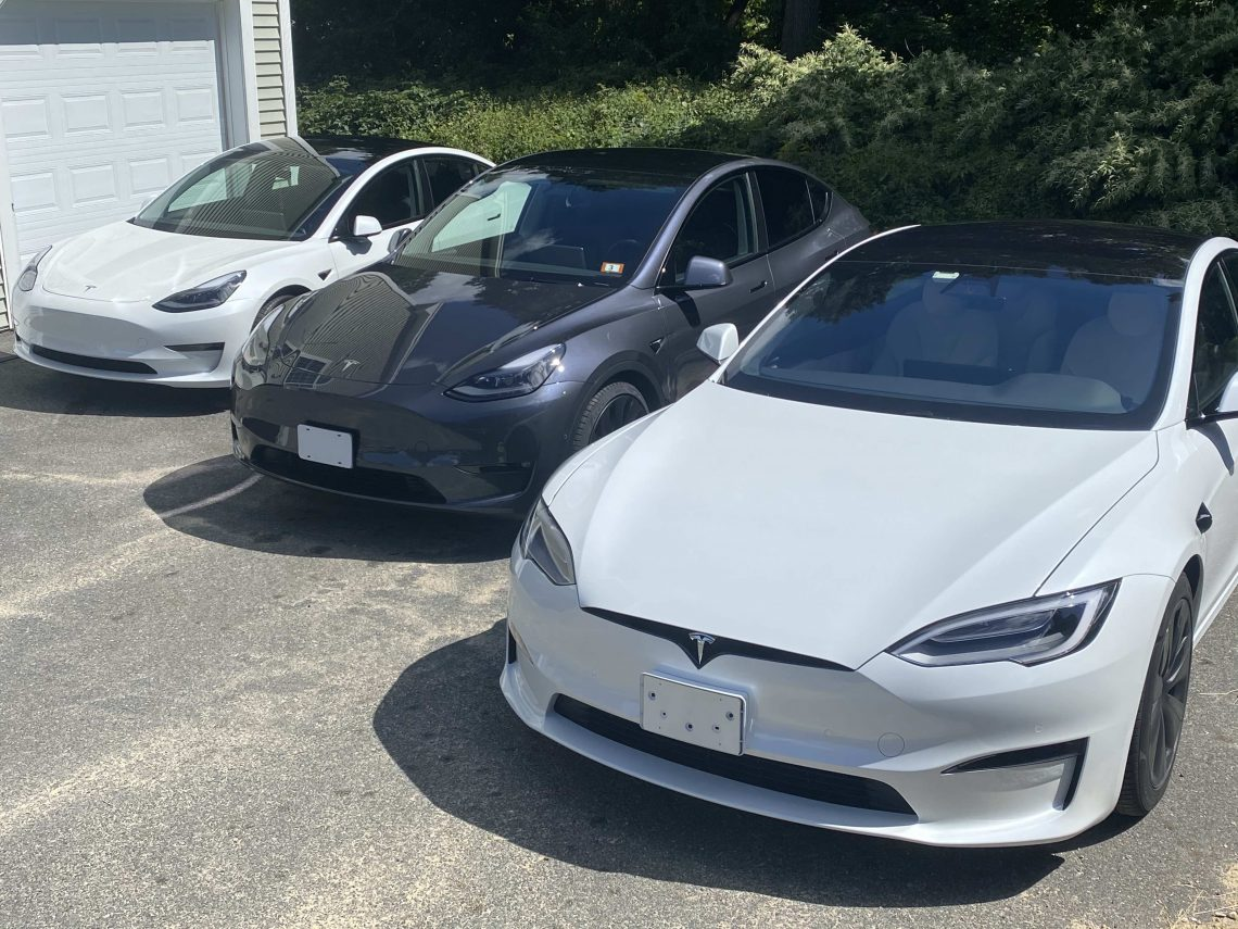 Cover Up Solution - #1 Choice For Tesla Paint Protection in Salem, New Hampshire