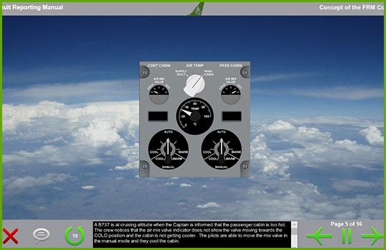 Fault Reporting Manual  Boeing