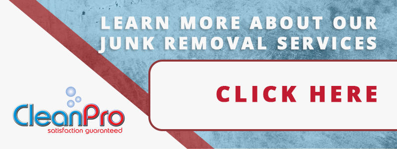 Banner - Learn More About Our Junk Removal Services