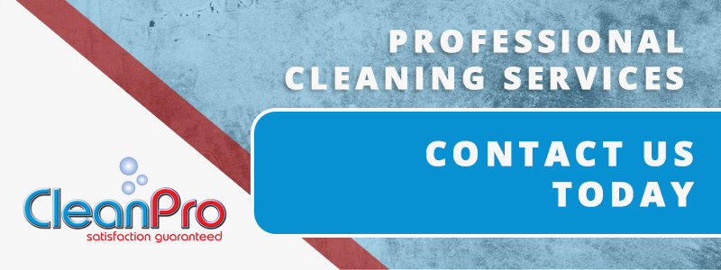 Banner - Professional Cleaning Services