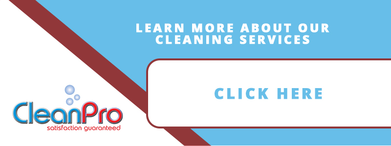Banner - Learn More About Our Cleaning Services