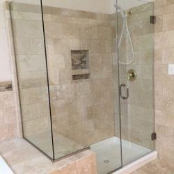 Glass Shower Door Replacement in Washington