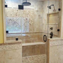 Beautiful Shower Remodel