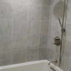 Before Shower Enclosure Installation