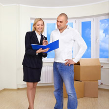 Property management is one of our specialties.