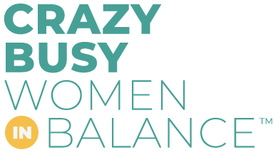 Crazy Busy Women In Balance