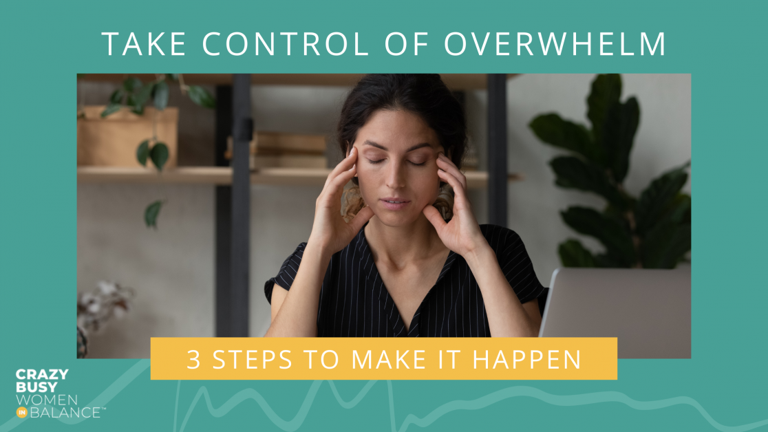 how to reduce overwhelm and burnout