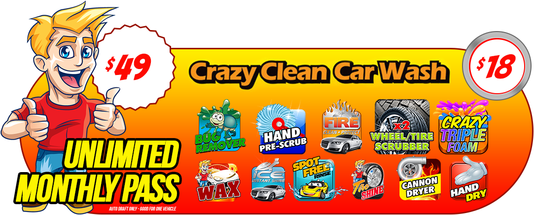Car wash odessa self service car wash tx car vacuum 79762 unlimited monthly washes solutioingenieria Gallery