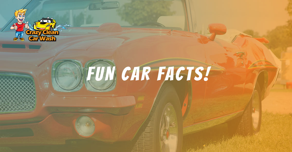 Car Wash Odessa: Fun Facts About Cars
