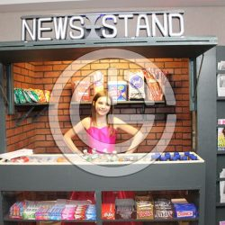 Newsstand Food Concession