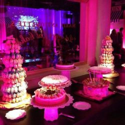 Creative Game's Marie Antionette's cake stand for eventa catering and parties