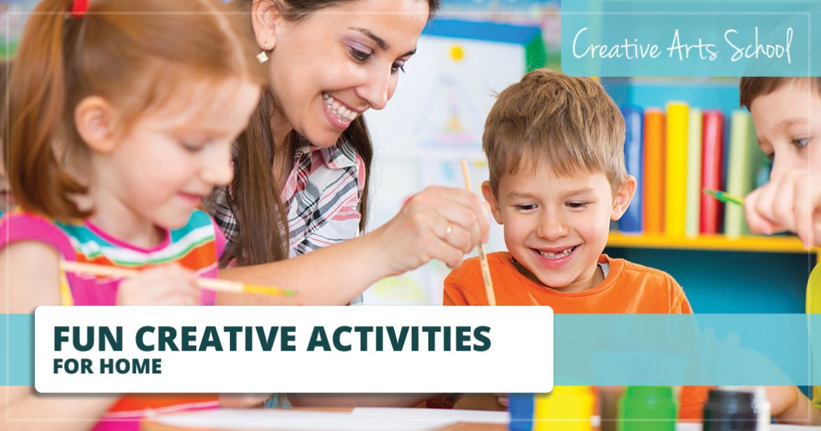 Art Programs For Kids Bethesda Fun Creative Projects For Home