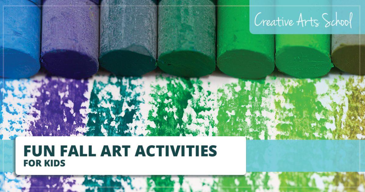 Children S Fall Art Activities Attend A Bethesda Creative Art School