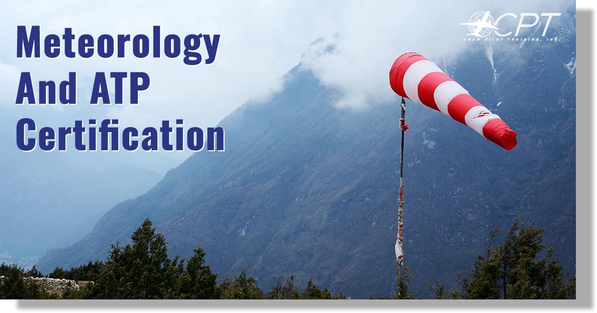 ATP Flight School: Meteorology and ATP Certification