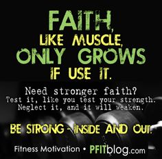faith muscle
