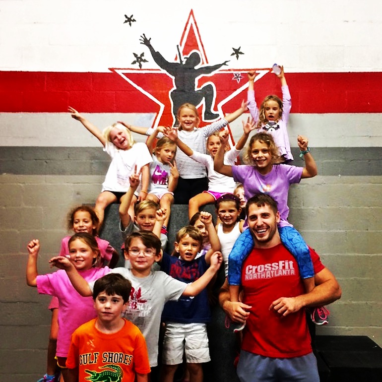 CrossFit Birthday Parties For Kids