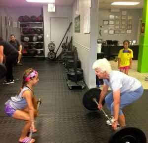 Deadlift Grandma