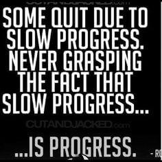 progress