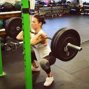 ACCESSORY SERIES: THE FRONT SQUAT