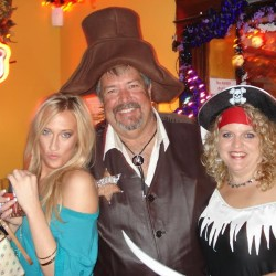 Halloween costume party at Crossroads Tavern & Eatery Restaurant and bar in Wood Dale