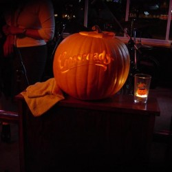 Pumpkin at Crossroads Tavern & Eatery Restaurant and bar in Wood Dale