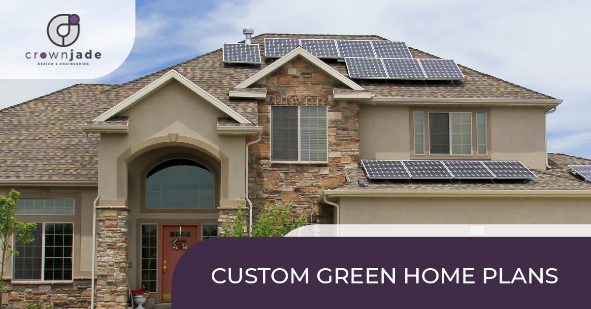 Custom Green Home Plans