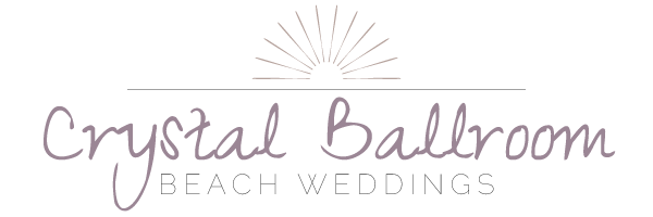 Crystal Ballroom Beach Weddings