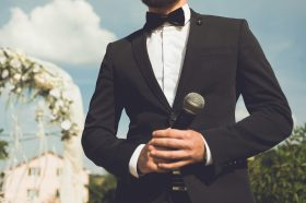 Wedding Speeches Made Easy - Crystal Ballroom BW