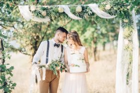 Wedding Trends Top 8 Wedding Trends for Summer 2019 - Crystall Ballroom BW