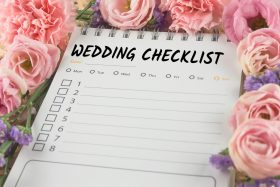 Why Wedding Checklist Is Important - Crystal Ballroom BW