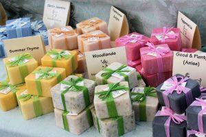 popular wedding favors soap - Crystal Ballroom BW