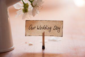 wedding stationery paper - Crystal Ballroom BW