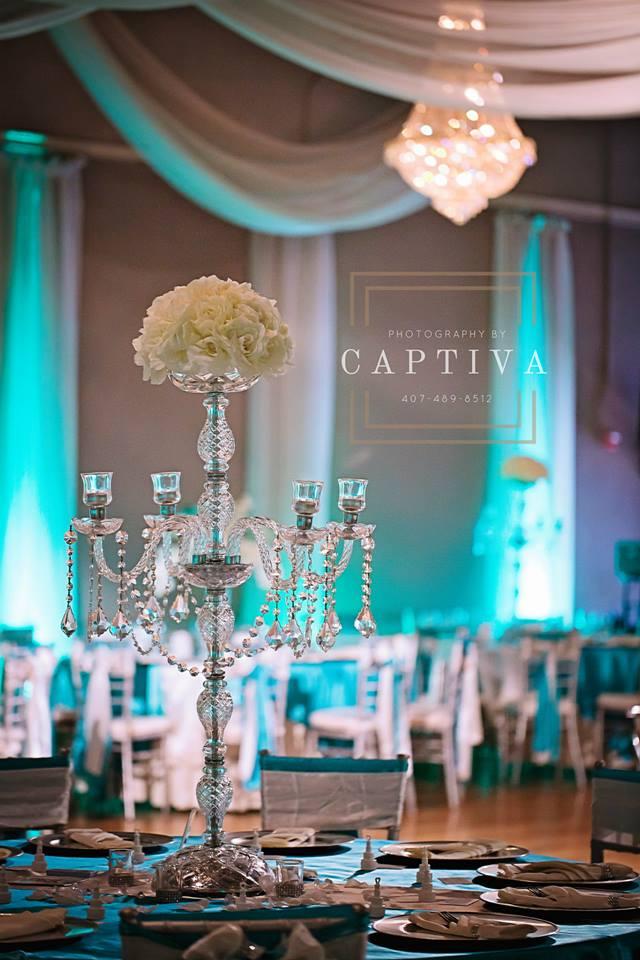 Party And Wedding Decor Book An Orlando Event Hall