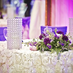 Wedding Venue & Decor at The Crystal Ballroom in Casselberry