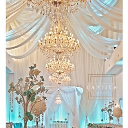 Wedding Reception & Ceremony Venue at The Crystal Ballroom in Orlando