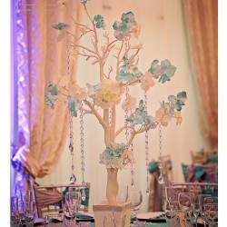 Party Design in Banquet Hall at The Crystal Ballroom in Orlando