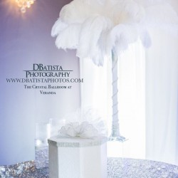 The Crystal Ballroom in Orlando Event Design