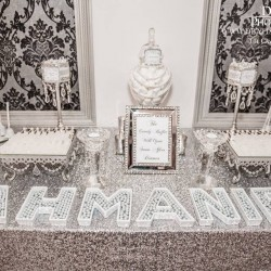 Wedding & Party Design from The Crystal Ballroom in Orlando