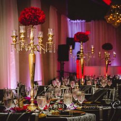 Quinceanera Event & Party Decor at The Crystal Ballroom in Casselberry