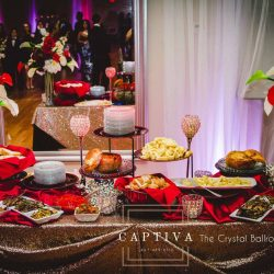 Quinceanera Event Design Services at The Crystal Ballroom in Casselberry