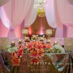 A Quinceanera Celebration at The Crystal Ballroom in Casselberry