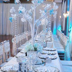 Wedding Venue & Reception Hall at The Crystal Ballroom in Orlando