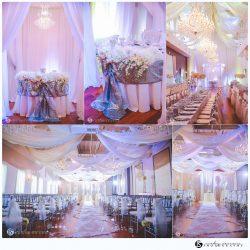 Wedding Ceremony Location at The Crystal Ballroom in Orlando