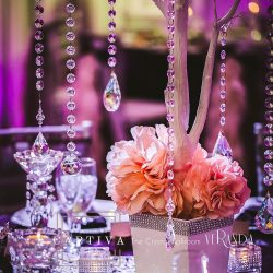 Elegant Wedding Design at The Crystal Ballroom in Orlando