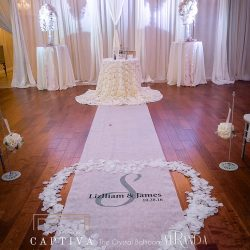 The Crystal Ballroom in Orlando Wedding Venue