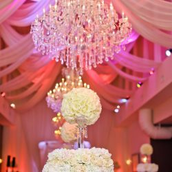 Wedding Event Design at The Crystal Ballroom in Orlando